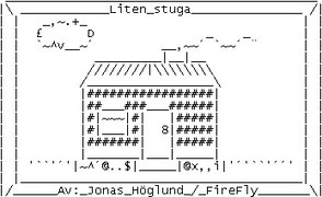 ASCII House | ASCII Art | Scoop.it