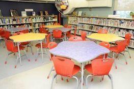 Nouvel espace jeunesse à la bibliothèque Langelier - Flambeau de l'Est | Aménagement des espaces et nouveaux services en bibliothèque | Scoop.it