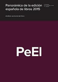 Panorámica de la edición española de libros 2015. Análisis sectorial del libro | Libro electrónico y edición digital | Scoop.it