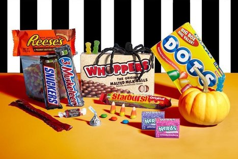 """What 100 Calories of Your Favorite Halloween Candy Looks Like"" Review 