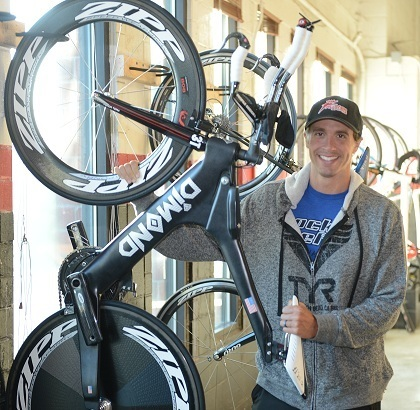 Business Record: Triathlete's company to build high tech bikes in Des Moines | Triathlon & Travel: New & Noteworthy | Scoop.it