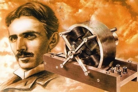 The Influence Vedic Philosophy Had On Nikola Tesla's Idea Of Free Energy | promienie | Scoop.it