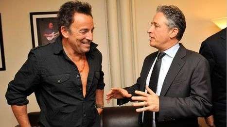 Bruce Springsteen, Jon Stewart Lead 'Stand Up for Heroes' 2015 Lineup - Rolling Stone | Bruce Springsteen | Scoop.it