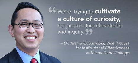 Building a Culture of Curiosity: A Leaders & Lessons Conversation with Dr. Archie Cubarrubia | SCUP Links | Scoop.it