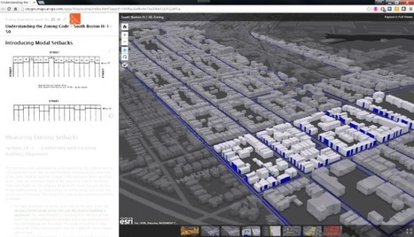 Extending the value of 2D and 3D data with Esri | Everything is related to everything else | Scoop.it