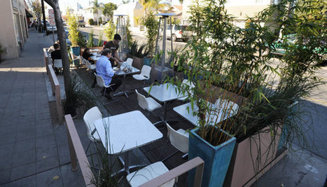 Long Beach parklets lead way in Southern California's newest urban planning trend   Smart Urban & City Planning   Scoop.it