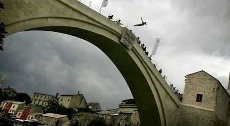 Mostar, le saut dans l'histoire | Slate | GenealoNet | Scoop.it