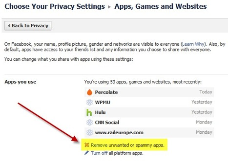 A complete guide to web, Facebook, Twitter, and Google Plus privacy and security! : The Edublogger | Social Networking - Cyber Citizen | Scoop.it