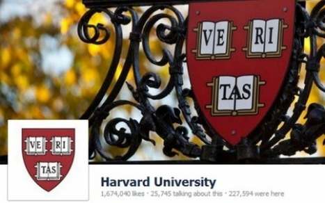 Top 10 Social Media-Savvy Universities [STUDY] | Digital Leadership | sociology of the Web | Scoop.it