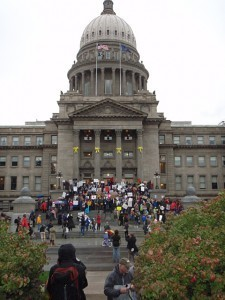 Occupy Boise remains methodical through madness | Arbiter Online | Occupy The Northwest | Scoop.it