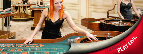 Play At Live Casinos | Games | Scoop.it