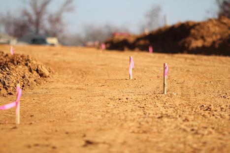 Construction Layout | Hope Consulting: Civil Engineers, Land Surveyors , Certified Floodplain Managers Benton, Arkansas | Civil Engineering and Land Surveying Arkansas | Scoop.it