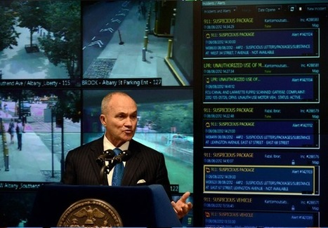 Microsoft et la police de New York associés pour vendre Big Brother | Veille de Black Eco | Scoop.it