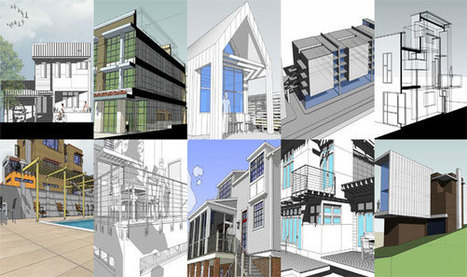 A position is vacant for design architect - sketchup | Updates on 3D modeling world | Scoop.it