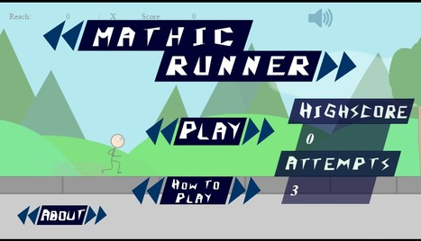 Mathic Runner | Revista GenMagic | Scoop.it