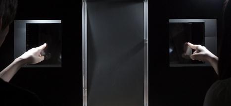 Il est désormais possible de «toucher» les hologrammes | musée numérique | Scoop.it