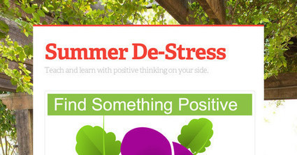 Summer De-Stress | Blended Online Learning | Scoop.it