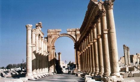 El Estado Islámico destruye el Arco del Triunfo de Palmira | Mundo Clásico | Scoop.it
