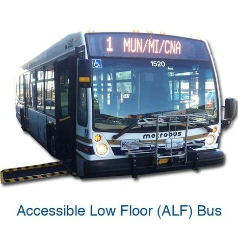 Accessible Low Floor (ALF) Service | Accessible Travel | Scoop.it