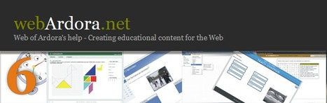 Ardora - Creating educational content for the web | Moodle and Web 2.0 | Scoop.it