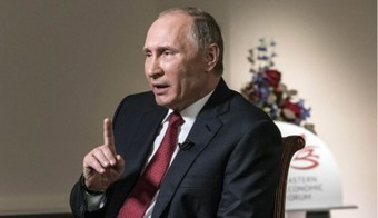 Putin Blasts Western Stupidity About 'Expansionist' Russia in Vladivostok Interview | Saif al Islam | Scoop.it