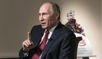 Putin Blasts Western Stupidity About 'Expansionist' Russia in Vladivostok Interview | Saif al Islam | Scoop.it