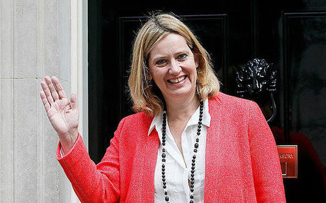 #Climate change debate 'dictated by left-wing anti-capitalists', says #greed puppet Amber #Rudd | Messenger for mother Earth | Scoop.it