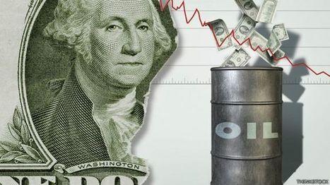 ¿Está el mundo del petróleo al borde de un abismo? | Nuevas Geografías | Scoop.it