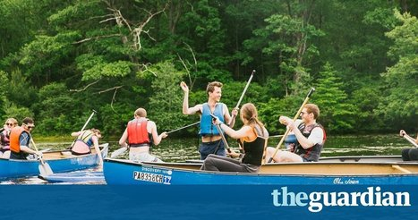 Summer camp with an open bar: retreats for stressed-out adults are big business | Mind Your Business! | Scoop.it