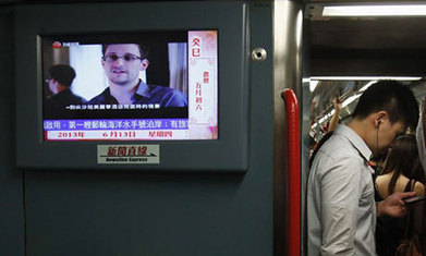 Snowden revelations on NSA strain US-China relations, says Beijing | Daily Crew | Scoop.it
