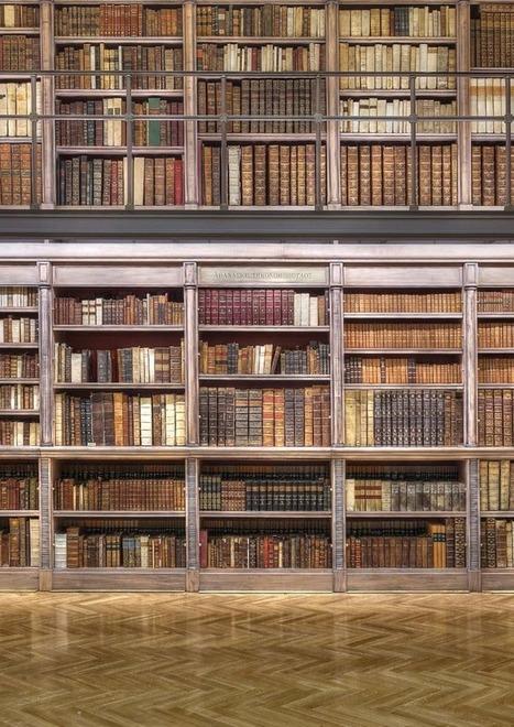 Στα άδυτα της γνώσης:16 υπέροχες βιβλιοθήκες στην Αθήνα | Greek Libraries in a New World | Scoop.it