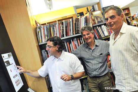 La librairie Contact se met au livre numérique   Librairie 2.0   Scoop.it