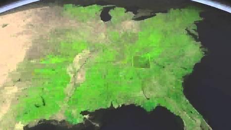 NASA   Tracking Urban Change With Landsat [HD] ...   Remote Sensing   Scoop.it