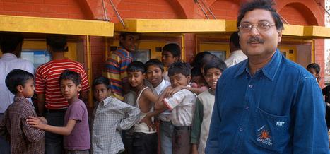 REGARDS SUR LE NUMERIQUE | Sugata Mitra : 1 million pour créer des «écoles dans les nuages » | Agerix; les news | Scoop.it