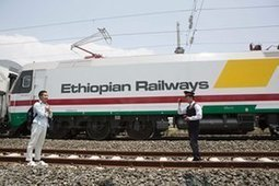 Next stop the Red Sea: Ethiopia opens Chinese-built railway to Djibouti | IELTS, ESP, EAP and CALL | Scoop.it