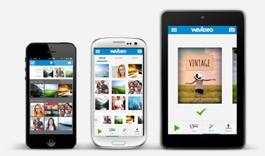 Mobile Video Editor | WeVideo | Creating a Collaborative E-Learning Environment | Scoop.it