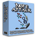 Sheet Music MIDI Video Game - Note Attack! | Piano learning | Scoop.it