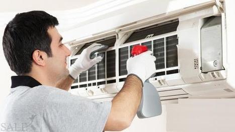 Dịch vụ vệ sinh máy lạnh TP.HCM | Trung tâm sửa chữa điện lạnh Dila | Scoop.it