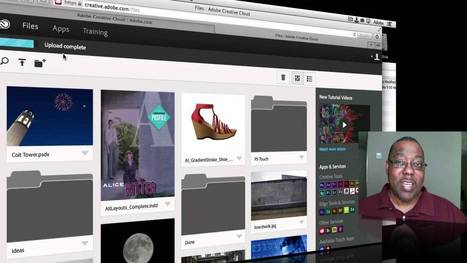 How To Get Started with Adobe Creative Cloud - 10 Things Beginners Want To Know How To Do - YouTube | Adobe | Scoop.it