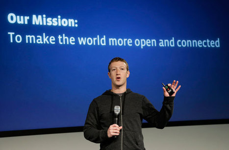Facebook Developing a Reader | Social Media Today | All about Web | Scoop.it