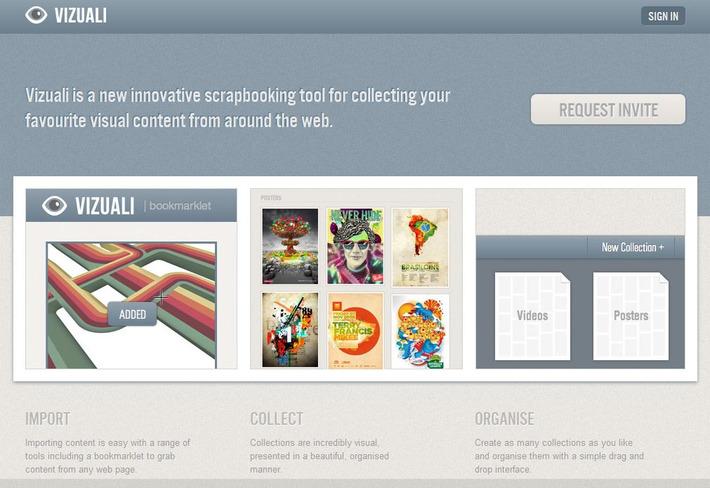 Vizuali | Innovative Scrapbooking | Educatief Internet - Gespot op 't Web | Scoop.it