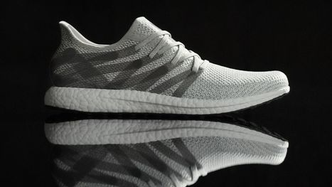 This is the first Adidas shoe made almost entirely by robots | Innovations, tendances et prospectives | Scoop.it