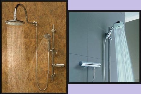 Bathroom Showers Designs UK | Bathrooms Accessories | Scoop.it