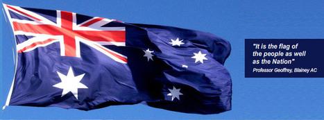 Australian National Flag Association | HSIE Stage 3 - Origins of Australia Day | Scoop.it