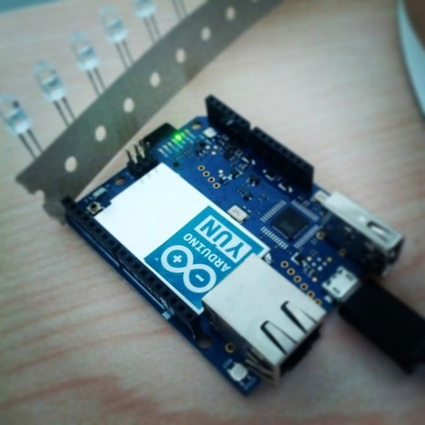 Arduino Team Offers Details on the Yún | Raspberry Pi | Scoop.it