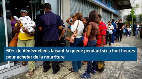 Pénurie au Vénézuela: le marché noir prospère avec des prix plus élevés de... 1000 à 4000% | Venezuela | Scoop.it