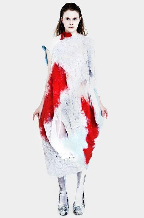 Anita Hirlekar | Sass Brown | Eco Fashion Design | Scoop.it
