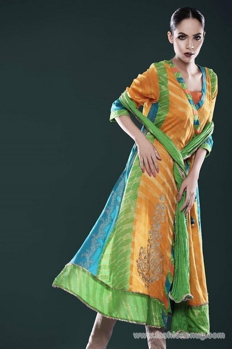 Cotton Ginny Eid Collection 2014 With Price | Fashion Blog | Scoop.it