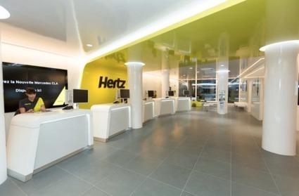 Hertz digitalise ses agences et ses services | Breaking new ecommerce | Scoop.it