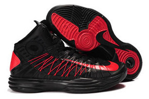 """Air Lunar Hyperdunk X 2012 Men Shoes to Buy Obsidian and """"University Red"""" Online 